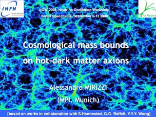 Cosmological mass bounds on hot-dark matter axions