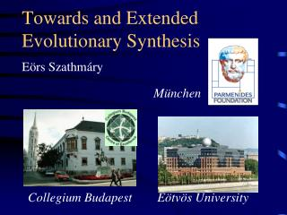 Towards and Extended Evolutionary Synthesis