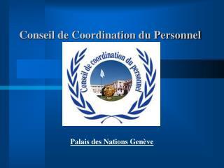 Conseil de Coordination du Personnel