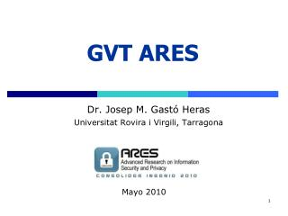 GVT ARES