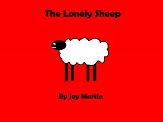 The Lonely Sheep