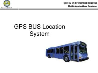 GPS BUS Location System