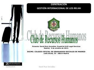 Club de Recursos Humanos