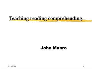 Teaching Literacy across the