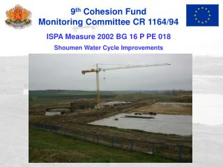 9 th  Cohesion Fund Monitoring Committee CR 1164/94