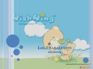 Lola  Sarjayanti