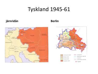 Tyskland 1945-61