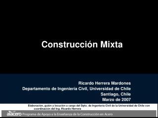 Construcción Mixta