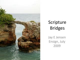 Scripture Bridges