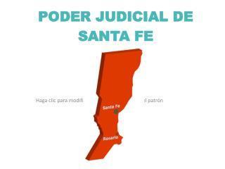PODER JUDICIAL DE  SANTA FE