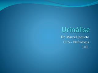 Urin�lise
