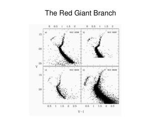 The Red Giant Branch