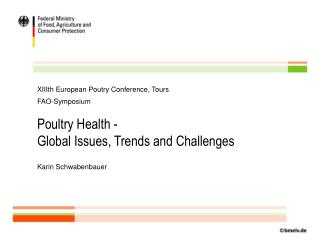 Poultry Health -  Global Issues, Trends and Challenges