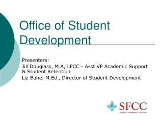 Office of Student Development
