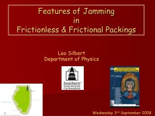 Features of Jamming in Frictionless & Frictional Packings