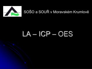 LA – ICP – OES