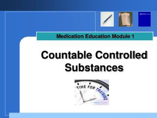 Countable Controlled Substances