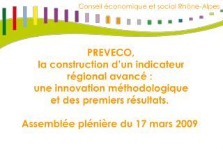 Conseil économique et social Rhône-Alpes
