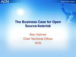 The Business Case for Open Source/Asterisk