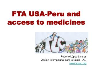 FTA USA-Peru and access to medicines