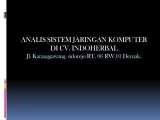 Oleh  :  Muhammad  socheh B.24.10.0016 . Fakultas Teknik