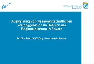 Raumordnungsgesetz (ROG) Bayer. Landesplanungsgesetz (Bay LplG) Landesentwicklungsprogramm (LEP)