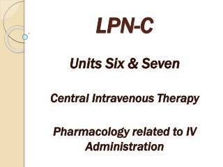LPN-C