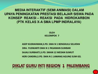 MEDIA INTERAKTIF (SEMI ANIMASI) DALAM  UPAYA PENINGKATAN PRESTASI BELAJAR SISWA PADA