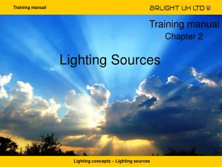 Lighting Sources