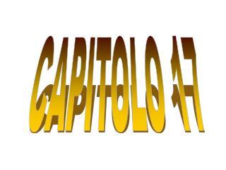 CAPITOLO 17