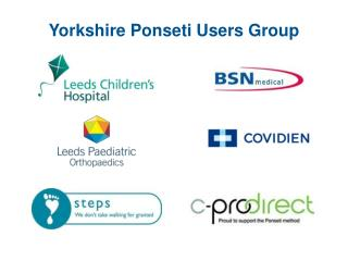 Yorkshire Ponseti Users Group
