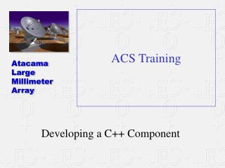 ACS Training