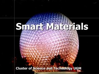 Cluster of Science and Technology UGM