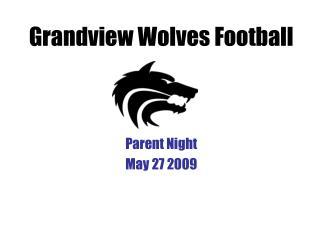 Grandview Wolves Football