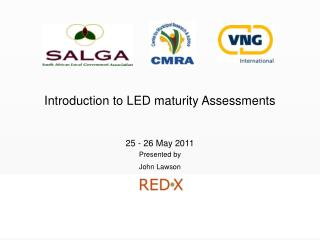 Introduction to LED maturity Assessments