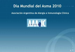 Día Mundial del Asma 2010