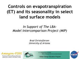 Brad Christoffersen University of Arizona