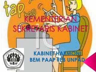 KEMENTERIAN SEKRETARIS KABINET
