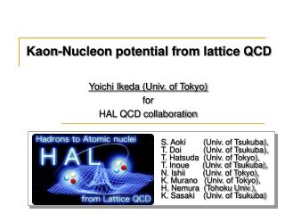 Kaon-Nucleon potential from lattice QCD