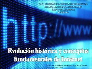 Evolución histórica y conceptos fundamentales de Internet