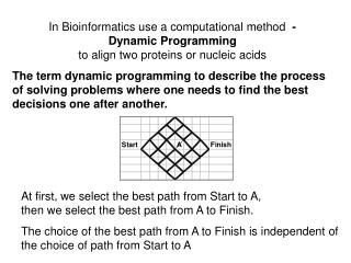 Thus the path is subdivided into a set of steps. The goal is to find the optimal way for each step