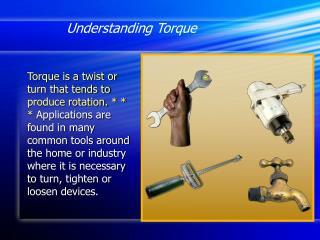 Understanding Torque