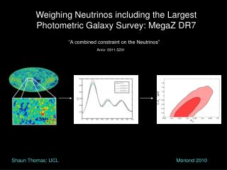 Weighing Neutrinos including the Largest Photometric Galaxy Survey: MegaZ DR7