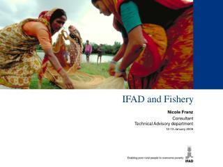 IFAD and Fishery