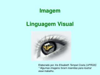 Imagem Linguagem Visual