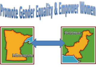 Promote Gender Equality & Empower Women