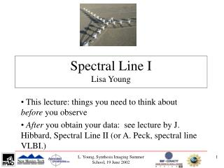 Spectral Line I Lisa Young