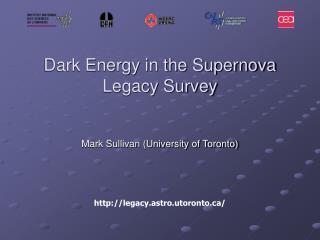 Dark Energy in the Supernova Legacy Survey
