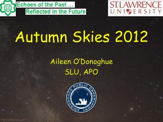 Autumn Skies 2012