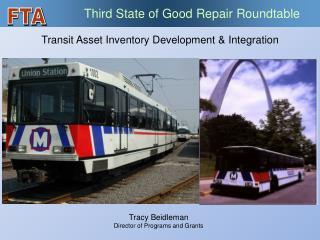 Transit Asset Inventory Development & Integration